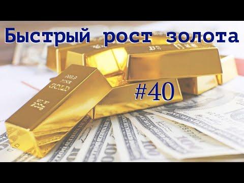 Очень быстрый рост золота. Стимулирование ФРС. Инвестиции и факты #40 от 24.03.20
