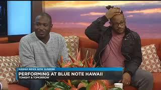 Hannibal Buress Interview on Hawaii News Now