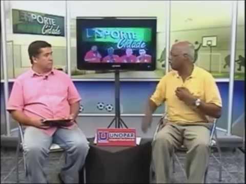 Brigas na televisão - Comentarista Xingando no programa - abandona o programa