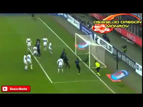 Icardi y Palacio mojaron en la victoria del Inter