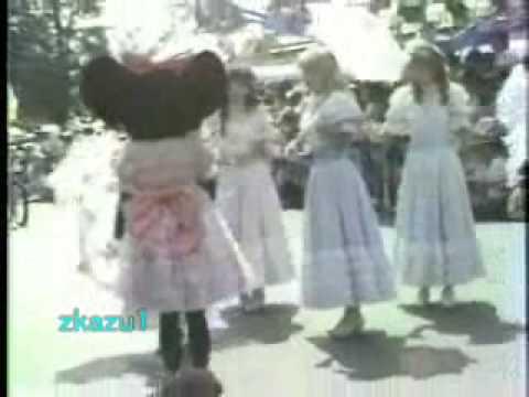 TDL昔のディズニーランド1986年ショーposted by agranivasbn