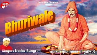 ਕਿਰਪਾ ਕਰੋ ਭੂਰੀਵਾਲੇ | Bhuriwale | Neeka Bungri | Sat Sahib | New Devotional Song | 2020 |