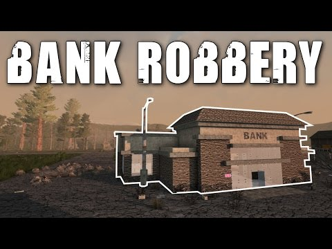 7 Days To Die:True Survival mod |SDX| Bank Robbery  Ep 23