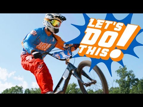 Let's Do This! - BMX Racing - S1E1