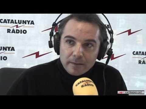 Carles Grangel al Matí de Catalunya Ràdio.