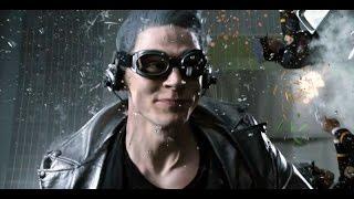 QUICKSILVER: The Fastest Man Alive (2014) X-MEN: Days of Future Past