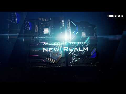 Welcome to the new realm- BIOSTAR Intel 500 Series Motherboards Trailer