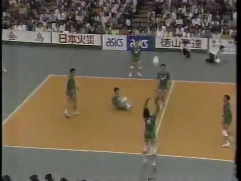 黒鷲旗 第37回(1988年)全日本...