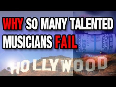 Why So Many Talented Musicians Never Make It