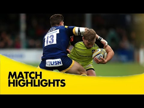 Worcester Warriors v Leicester Tigers - Aviva Premiership Rugby 2016-17