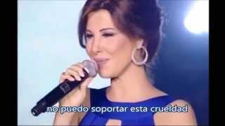 Nancy Ajram -Ya ghali  (Letra en Español)