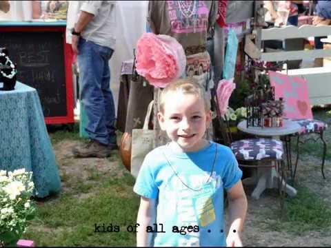 Pickin' on the Prairie Antique Show & Artisan Market