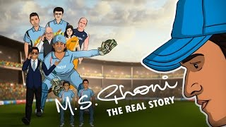 Ms Dhoni The Untold Story Spoof  Shudh Desi Endings