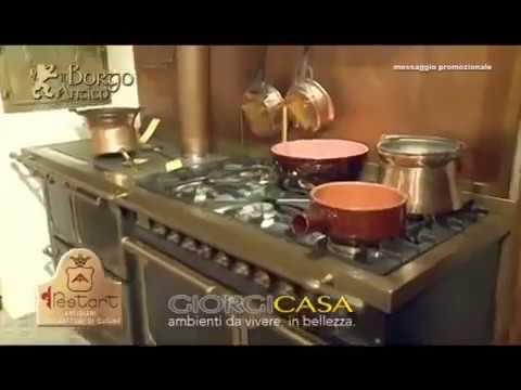 Il Borgo Antico Cucine Rimini - YouTube