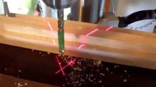 Ryobi Drill Press With Laser