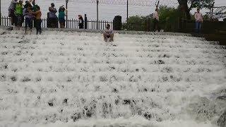 Bhushi Dam + Lion's Point : Famous Rainy Season Picnic Points at Lonavala near Mumbai - Pune