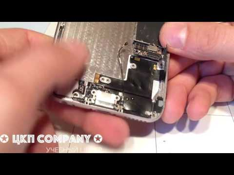 Подробный разбор iPhone 6