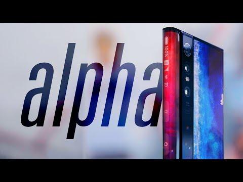 Смотрим на Xiaomi Mi MIX Alpha