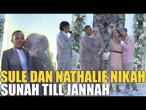 PERNIKAHAN SULE DAN NATHALIE.. TAULANY TV DAN RANS ENTERTAINMENT JADI SAKSI