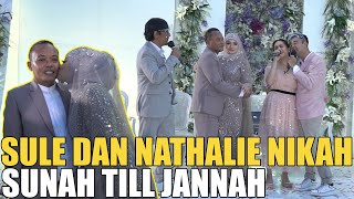 Download PERNIKAHAN SULE DAN NATHALIE.. TAULANY TV DAN RANS ENTERTAINMENT JADI SAKSI