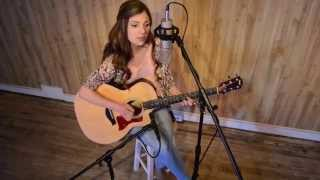 Crazy - Gnarls Barkley (Acoustic Cover) Jordyn Kenzie