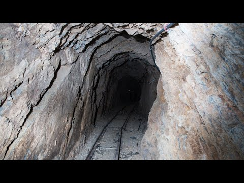 Abandoned Gold Mine Tramway - St Andrews, Victoria