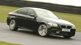 Will it drift? BMW M5 thumbnail