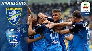 Frosinone 3-3 Empoli | High Scoring Draw For Frosinone And Empoli | Serie A