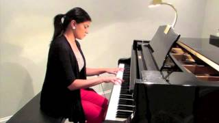 Heer/All The Right Moves- Piano Cover- Raashi Kulkarni