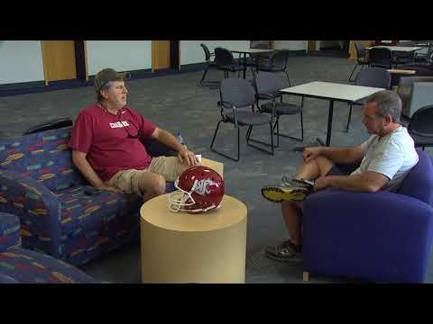 Silvi Knows: WSU Head Football Coach Mike Leach