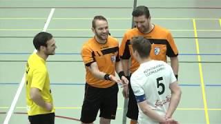 10.2.2018 Sievi FS - Leijona Futsal