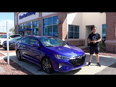 Is the 2019 Hyundai Elantra Sport changed for BETTER or WORSE?