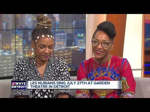 Grammy-nominated Les Nubians join Sean Blackman for In Transit Detroit