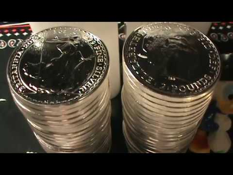 LCS Silver Pickups #9 Local Coin Shop Pick Ups