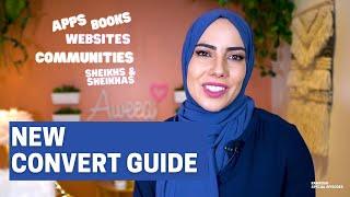 New Muslim Convert Guide- Islam Guide