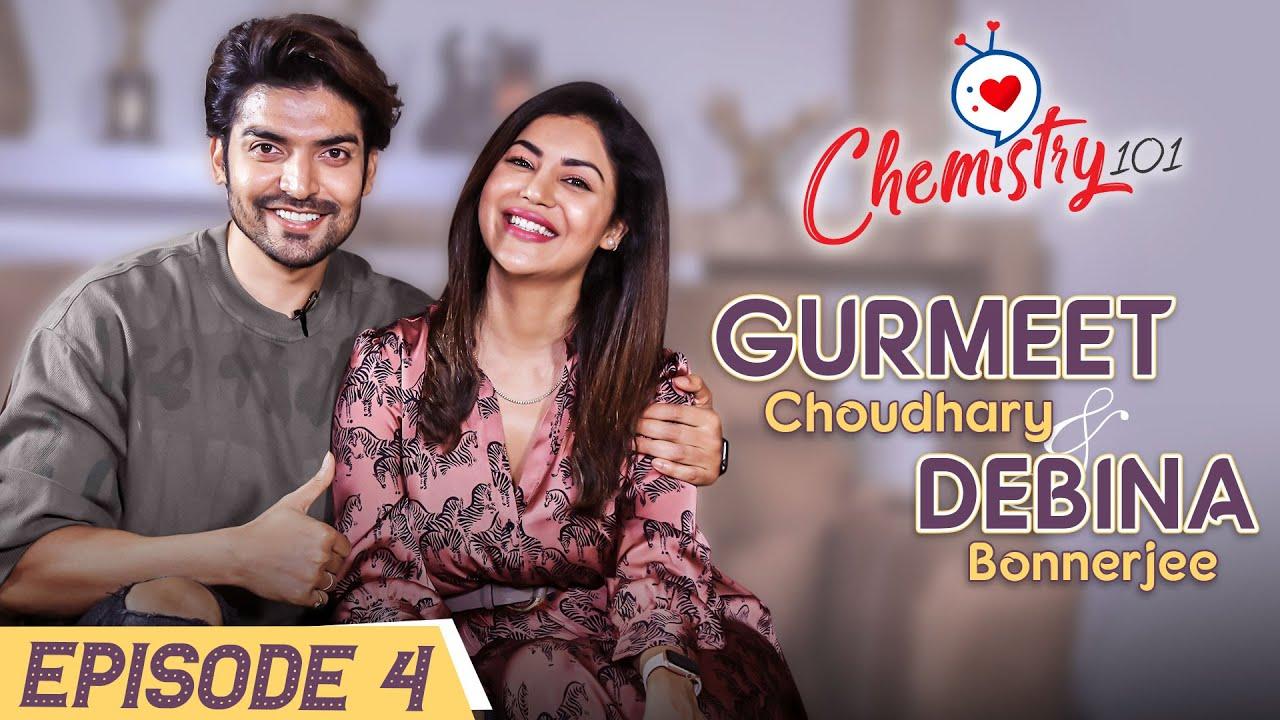 Gurmeet Choudhary & Debina Bonnerjee on love story, secret marriage, proposal, trolls |Chemistry 101