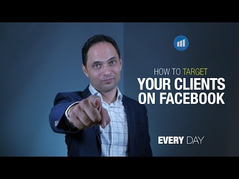 How To Target Existing Clients on Facebook