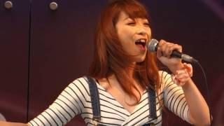 SAYAKA「Brand new road~輝く君へ~」(オリジ)あべのHoop15.06.27 thumbnail