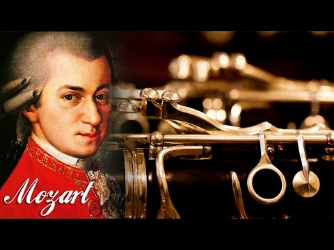 Classical Music for Studying and Concentration   Mozart Study Music   Relaxing Clarinet Music