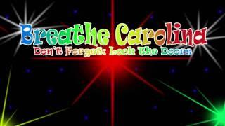 Breathe Carolina Don