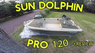 Sun dolphin boat trailer for Sun dolphin pro 10 2 fishing boat