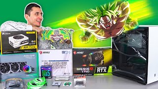 The Custom BROLY Gaming PC Build