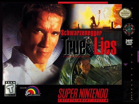 True Lies (SNES) Walkthrough - China