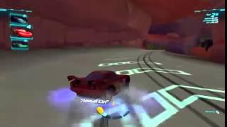 Cars 2   Gameplay Lightning McQueen Тачки 2   Геймплей Молния Маккуин PC