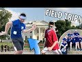 LIT WASHINGTON DC VLOG! (Dancing In Front Of The White House)