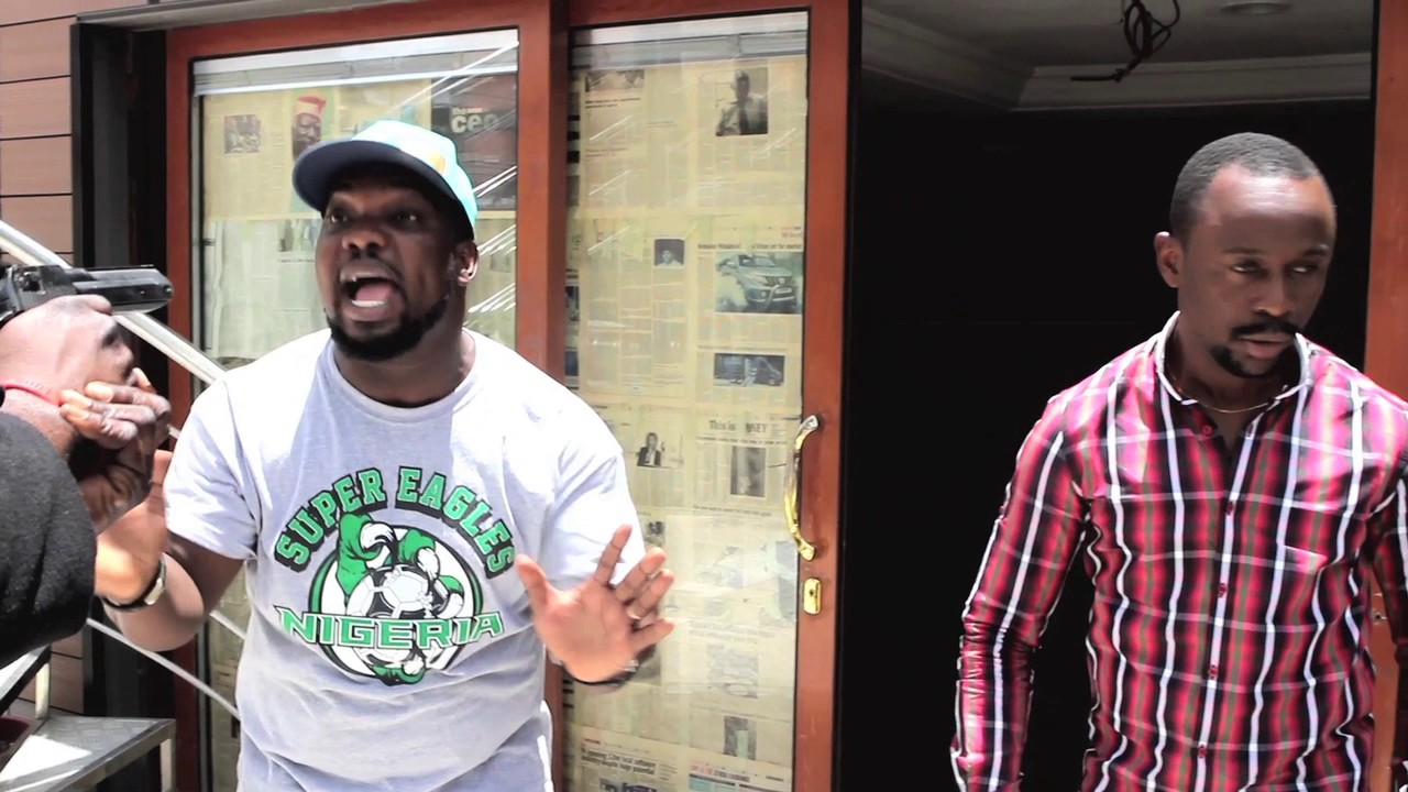 Download PAY YOU DEBT ! (COMEDY VIDEO  WITH USHBEBE & GODWIN)