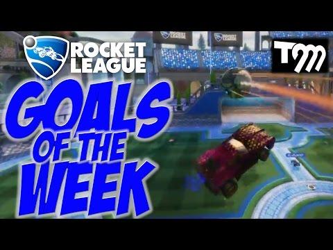 Rocket League - TOP 10 GOALS OF THE WEEK #38