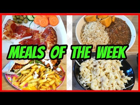 MEALS OF THE WEEK ~ FAMILY OF FIVE ~ #4