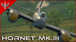 Regaining Lost Ground - Hornet Mk.3