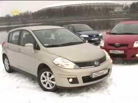 Renault Megan 3 Сигнал + сетка